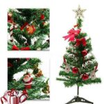 Artificial Christmas Tree: Decoration under budget